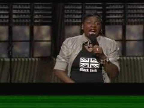 Gina Yashere The only British comic EVER on