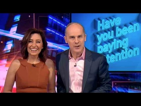 Zoe Foster Blake on Have You Been Paying Attention