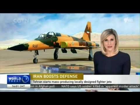 Business  US Sanctions on Iran's top leader  IRAN BOOSTS DEFENSE  Tehran starts Mass production