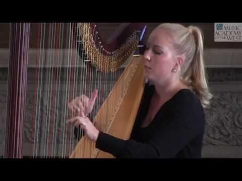 JoAnn Turovsky Harp Masterclass July 26, 2016