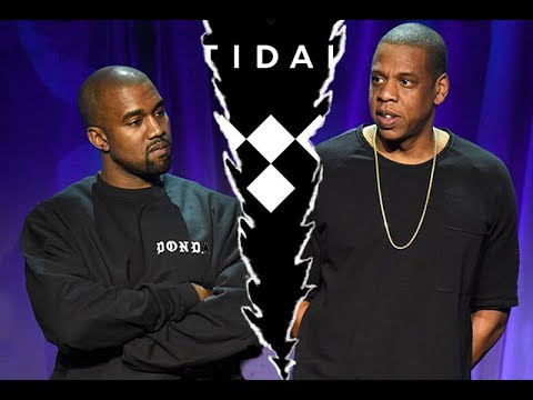Kanye West Reportedly tells Tidal that he's out of Contract with them since they owe him $3 mil.