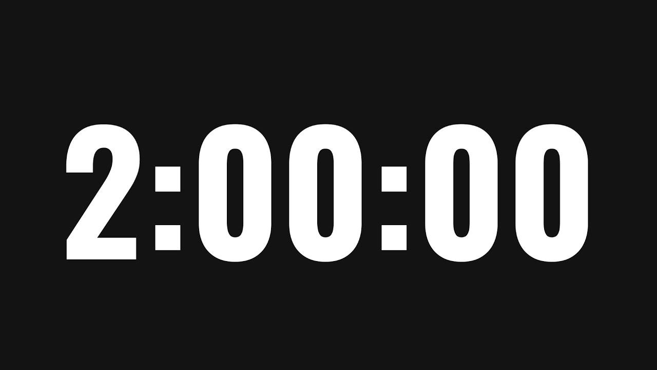 Download 2 Hour Timer