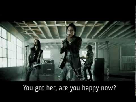 Papa Roach - Burn (Music Video + Lyrics)