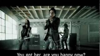 Papa Roach - Burn (Music Video + Lyrics)