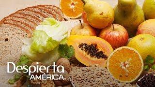 Alimentos ricos en fibra que limpian el corazón, páncreas y colon