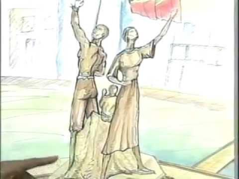 UNESCO SLAVE ROUTE PROJECT_CULTURE BEAT SKN TV 0012