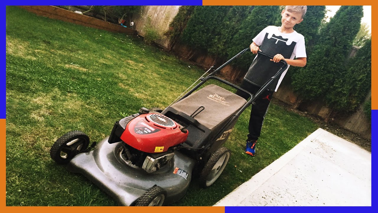 Lawn Mowers for Kids