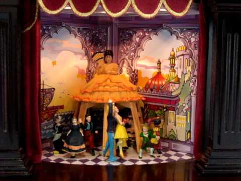 MR.CHRISTMAS NUTCRACKER SUITE ANIMATED MUSIC GOLD LABE - YouTube
