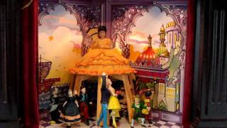 MR.CHRISTMAS NUTCRACKER SUITE ANIMATED MUSIC GOLD LABE