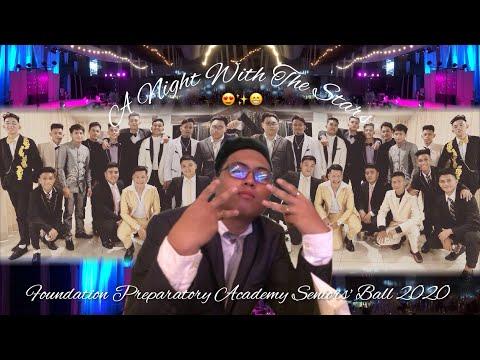 Vlog 004 || A Night  With The Stars || Foundation Preparatory Academy Seniors Ball 2020