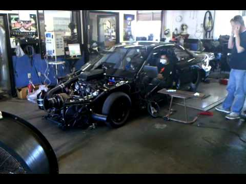 Acura CL 3 2L with 82mm Turbo Dyno