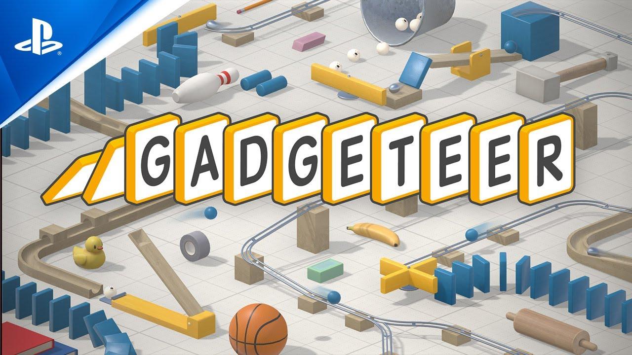 Gadgeteer - Launch Trailer | PS VR