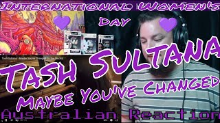 Tash Sultana -  Maybe you've Changed (Aussie Reaction)