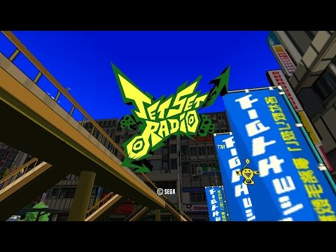 PlayStation Vita Longplay [002] Jet Set Radio
