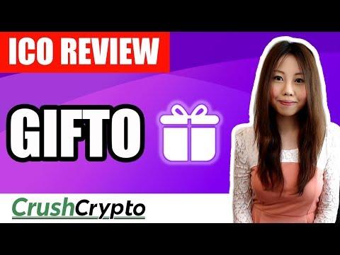 ICO Review: GIFTO Protocol (GIFTO) - Decentralized Universal Gifting Protocol