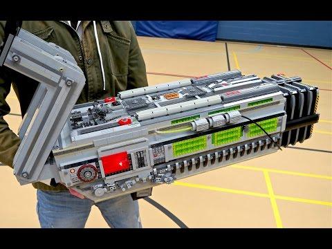 LEGO BFG 9000 - Doom