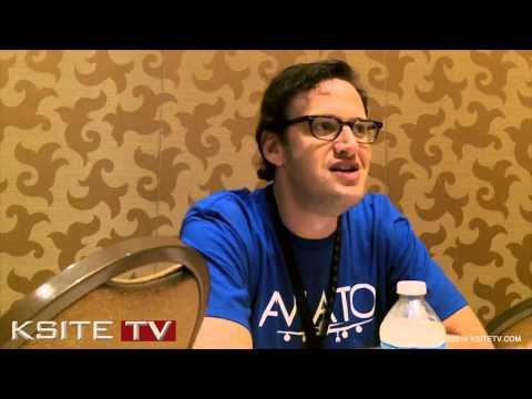 CW FLASH - Andrew Kreisberg Interview - SDCC 2014