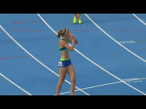 Anita Horvat 400m - 51.94 (Slovenian National Record)