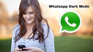 Whatsapp Dark Mode | Video Tutorial