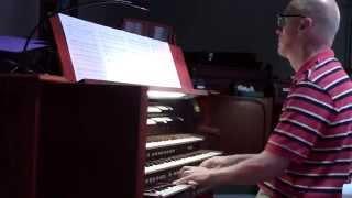 "Chorale Prelude on ""Austrian Hymn"", John S  Dixon"