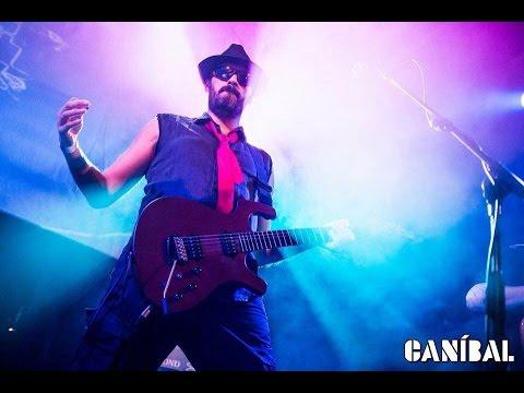 Monstre Bu SKA Concierto Sala Apolo by Predicador JJ Bolton & Coro Gospel Punk