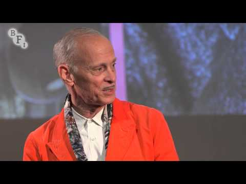 John Waters: on stage with the 'Pope of Trash'