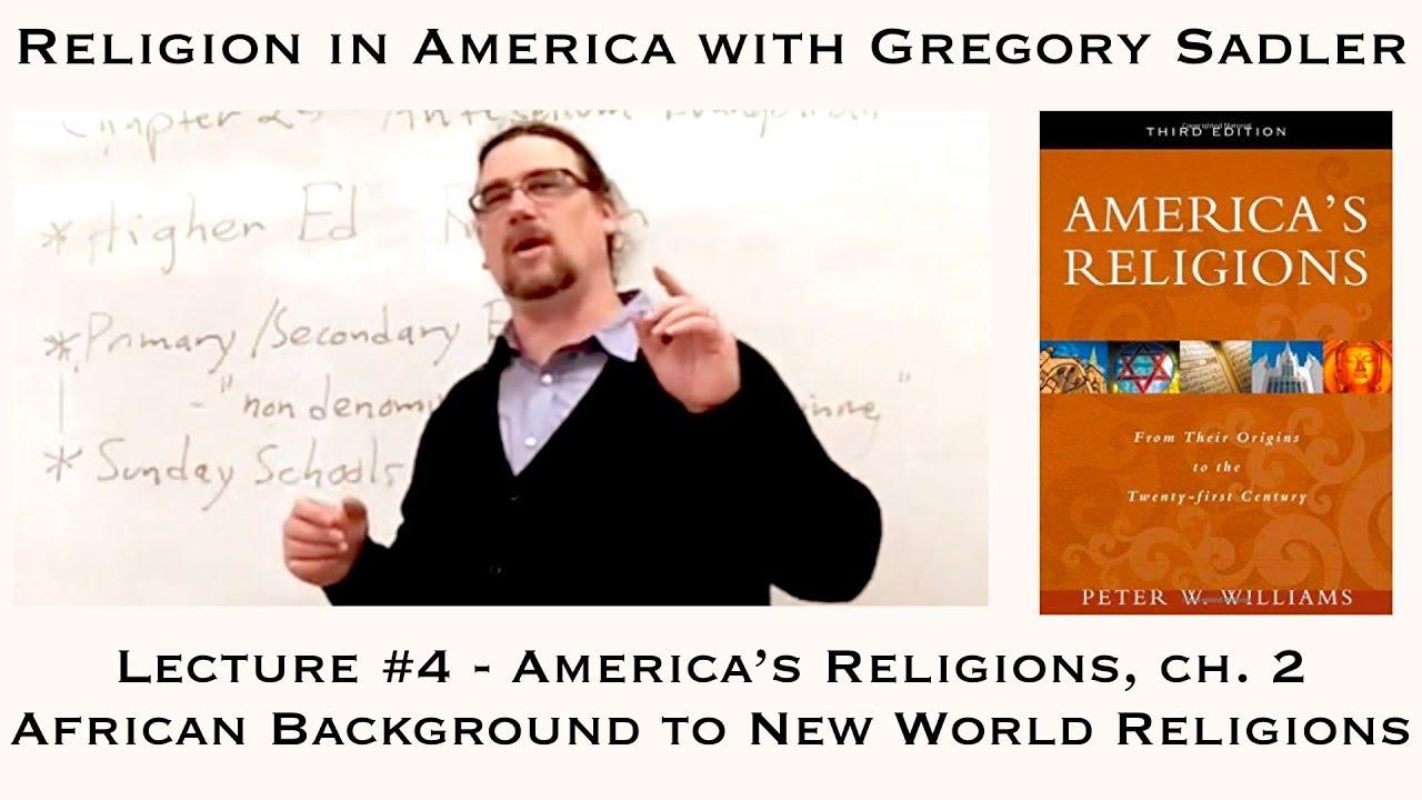 Religion in America #4: