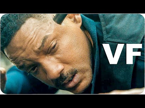 BRIGHT Bande Annonce VF (NETFLIX // 2017) streaming vf