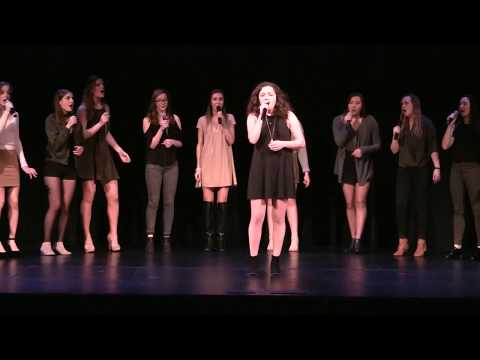Fight Song / Amazing Grace - Harmonia Acapella Cover