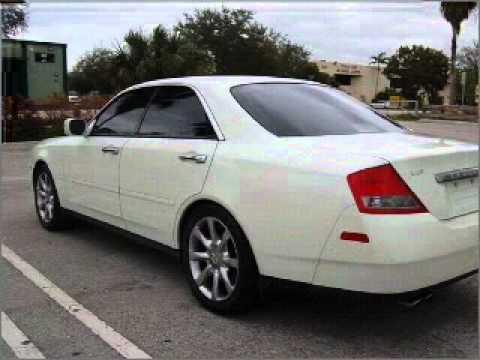 2004 Infiniti M45 Miami Fl Youtube
