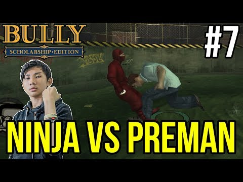 RUSSEL BOSS FIGHT   Bully scholarship edition Indonesia #7