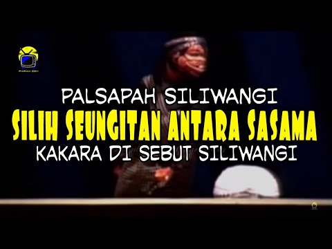 Palsapah Prabu Siliwangi - Wayang Golek Asep Sunandar