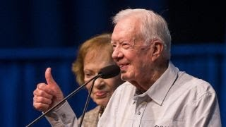 Jimmy Carter's presidency finally getting the respect it deserved?