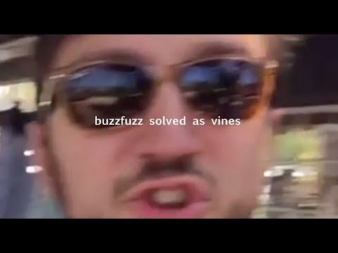 buzzfeed unsolved as vines