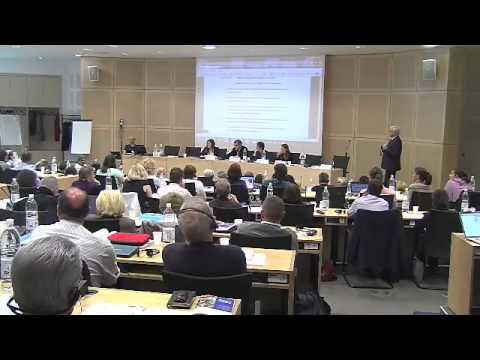 EI DGS Haldis Holst at CoE Conference 'Teachers in the 21st century'