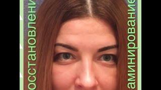 Восстановление сухих кончиков волос в домашних условиях