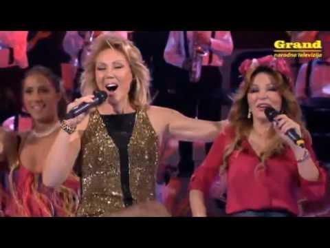 Lepa Brena i Neda Ukraden - Grand nadpevavanje - GS - (TV Grand 7.07.2014.) mp3 letöltés