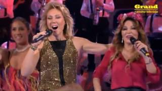 Lepa Brena i Neda Ukraden - Grand nadpevavanje - GS - (TV Grand 7.07.2014.)