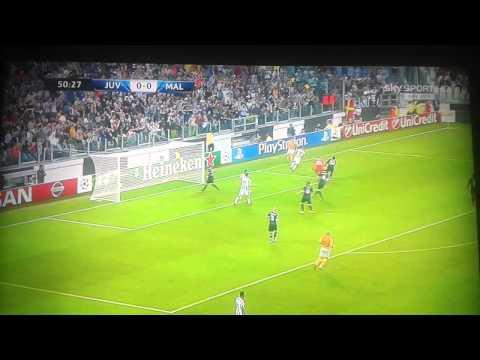 Juventus-Malmoe 2-0 SkySport HD #JUVEAGGCTIFAPERTE