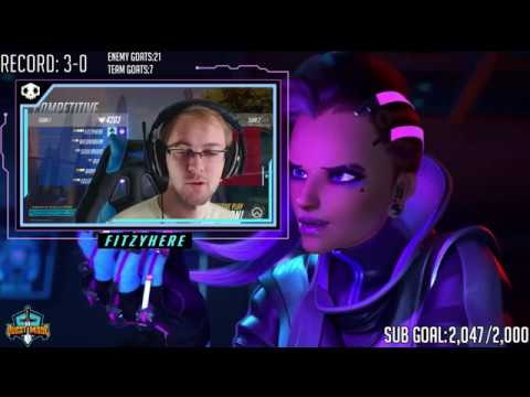 LEARN SOMBRA | Educational Fitzy on Numbani