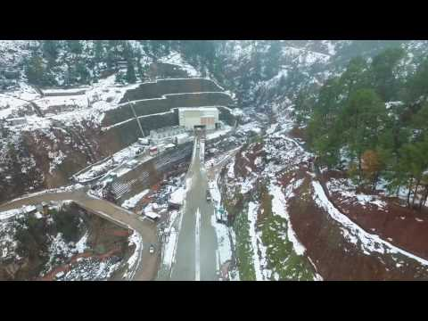 India's longest Chenani-Nashri Highway Tunnel, Jammu & Kashmir