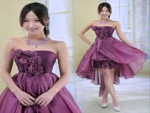 Gaun Pesta Fashion Show Youtube