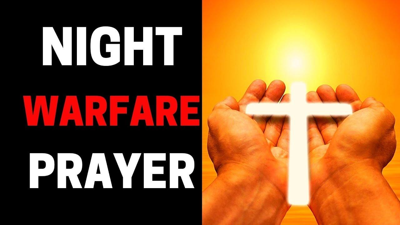 Spiritual Warfare Prayer Before Sleep - Protection Against Demonic Attacks  During the Night