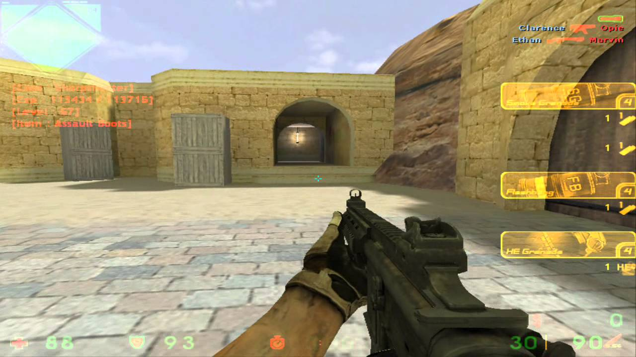 Скачать counter strike 1 6 с модом