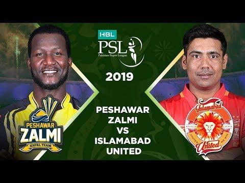 Match 33: Eliminator 2 Full Match Highlights Peshawar Zalmi vs Islamabad United | HBL PSL 2019 thumbnail
