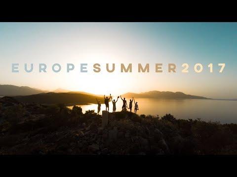 Sam Evans // EUROPE SUMMER 2017 // The Yacht Week - Greece