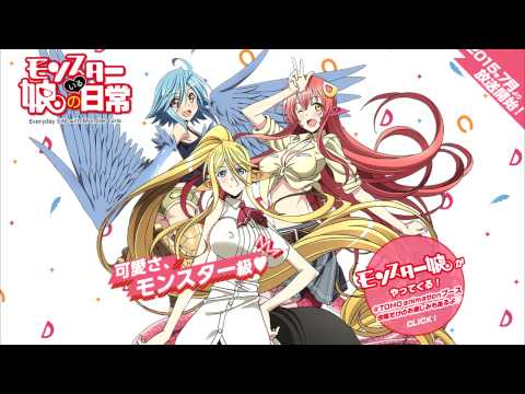 Saikousoku fall in love (Monster Musume opening) 1 hour extended - TV Size