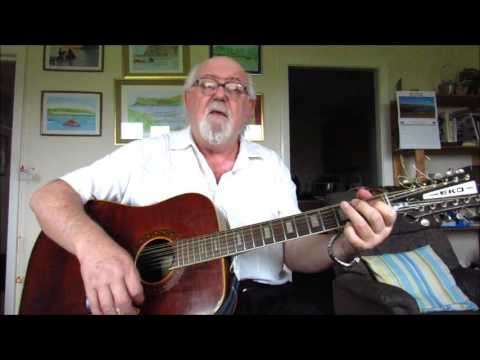 12 String Guitar Summer Wine Including Lyrics And Chords Youtube