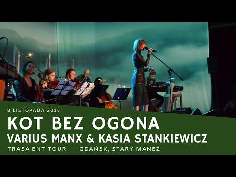 Varius Manx Kasia Stankiewicz Kot Bez Ogona Gdańsk Stary Maneż