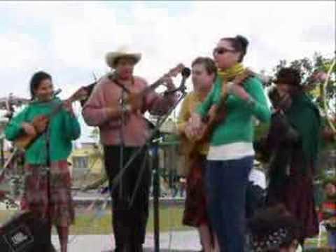 "La Musica Son Jarocho ""La Bamba"""